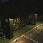 Cube XL LED Udendørs Væglampe - Light-Point