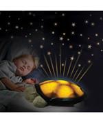 Skildpadde - m. lysende stjernehimmel - Scan Style