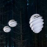 Swirl 2 Pendel Lampe - Le Klint