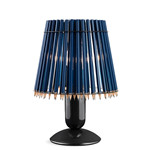 Pencil Lamp Bordlampe Sort stel fra Tom Rossau