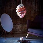 Swirl 2 Pendel Medium Kobber - Le Klint