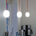 Super-Egg 200 Pendel Lampe - design Piet Hein