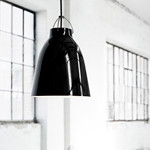 Caravaggio P2 Pendel Lampe - Black/Black - Light Years
