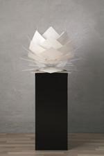 Pineapple Bordlampe - Hvid fra Frank Kerdil