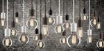 Vintage S9 Pendel Lampe - Pære C - Light-Point
