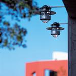 Albertslund Væglampe Udendørs - Galvaniseret