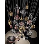 Nostalgia Glas Pendel - Mellem fra Studio Italia Design