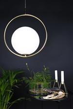 Saint Pendel Messing - Globen Lighting