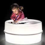 Illumesa Lysbord lampe design Verner Panton