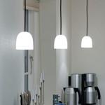 Super 115 Pendel Lampe m. Opal Glas fra Piet Hein