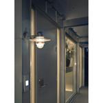 Bergen Udendørs Væglampe Galvaniseret - Norlys