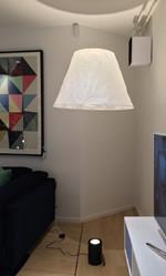 Shade Pendel Lampe/Gulvlampe fra Flos