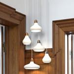 Bloom 21 Pendel Lampe - Kobber - Nordlux