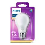 Pære LED 8W Glas (1055lm) E27 - Philips
