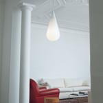 Goccia H1 Pendel lampe fra Rotaliana