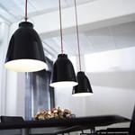 Caravaggio P0 Pendel Lampe Sort - Light Years