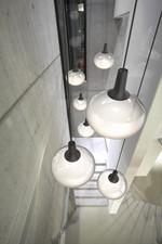 DEE LED Glaspendel fra Nordlux