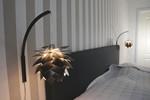 Wall It sort med sort PineApple XS pendel - Dyberg Larsen