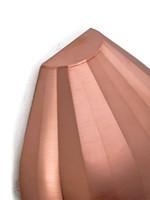 Le Klint Facet Væglampe med Baseplade - Small