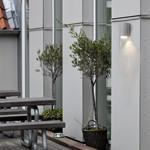 F+P LED Væglampe - Alu