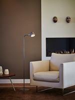 Fico Gulvlampe LED Grafit - Herstal