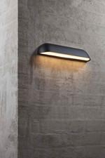 Front LED Sort Udendørslampe - Nordlux