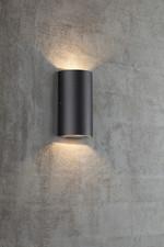 Rold Round Udendørs LED Væglampe - Nordlux