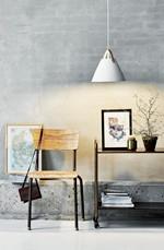 Strap Pendel Lampe - Hvid fra Nordlux