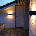 Vasa Udendørs Væglampe - Norlys