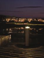 Stavanger LED Pullert Lampe - Aluminium - Norlys