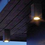 Sandvik LED Udendørs Loftlampe - Norlys