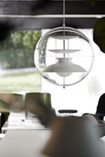 Panto Pendel lampe design Verner Panton
