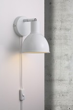 POP Væglampe - Hvid fra Nordlux