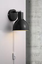 POP Væglampe - Sort fra Nordlux