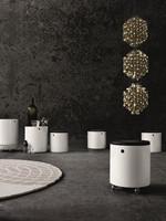 Spiral SP3 Guld pendel lampe design Verner Panton