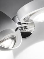 Nautilus LED Væglampe Hvid - Studio Italia