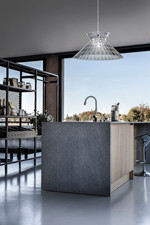 Sugegasa Pendel Smoke - Studio Italia Design