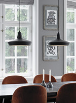 Work Pendel Sort - Watt A Lamp