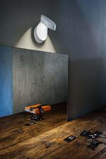 Pin-Up LED Væglampe Hvid fra Studio Italia