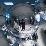 Mirror Ball Pendel lampe 50 cm fra Tom Dixon