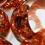 Kobber Pendel lampe Ø 25cm fra Tom Dixon