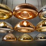 Void Pendel lampe Rustfrit Stål - Tom Dixon