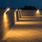 Ice Wing Udendørs væglampe fra Iconi Light