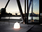 Suspence Nomad Gulvlampe med Grå ledning - Light Years
