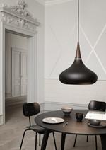 Orient Black P3 Pendel Loftslampe fra Light years