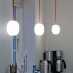 Super-Egg 300 Pendel Lampe - design Piet Hein