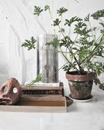 Turn Pendel/Bordlampe Poleret stål - Munk Collective