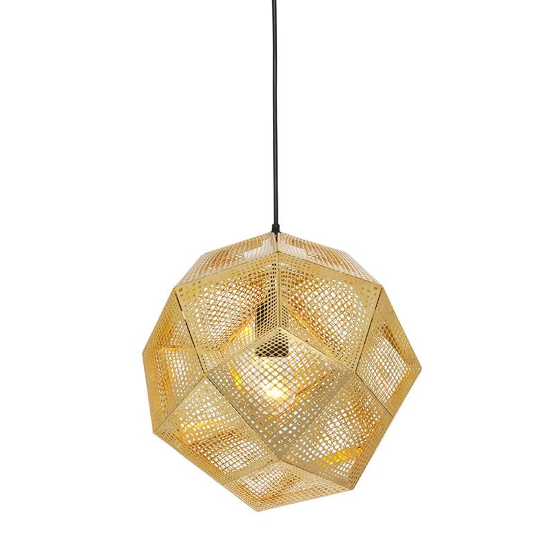 etch light pendel lampe messing fra tom dixon k b online. Black Bedroom Furniture Sets. Home Design Ideas