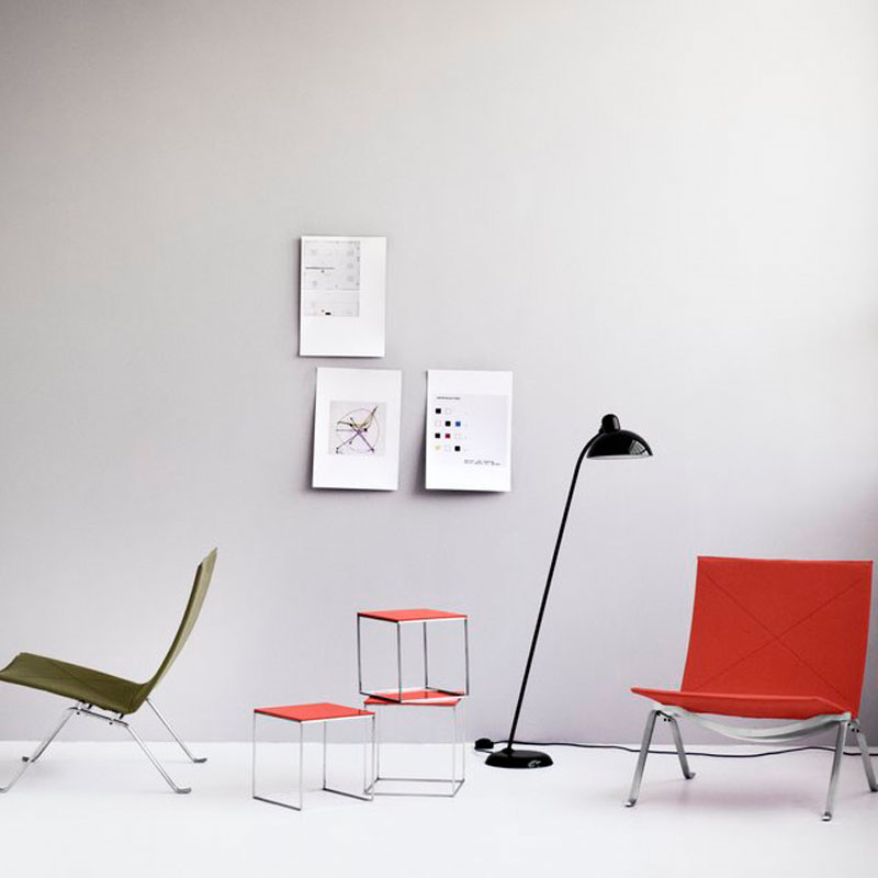 kaiser idell 6556 lattiavalaisin fritz hansen designlite. Black Bedroom Furniture Sets. Home Design Ideas