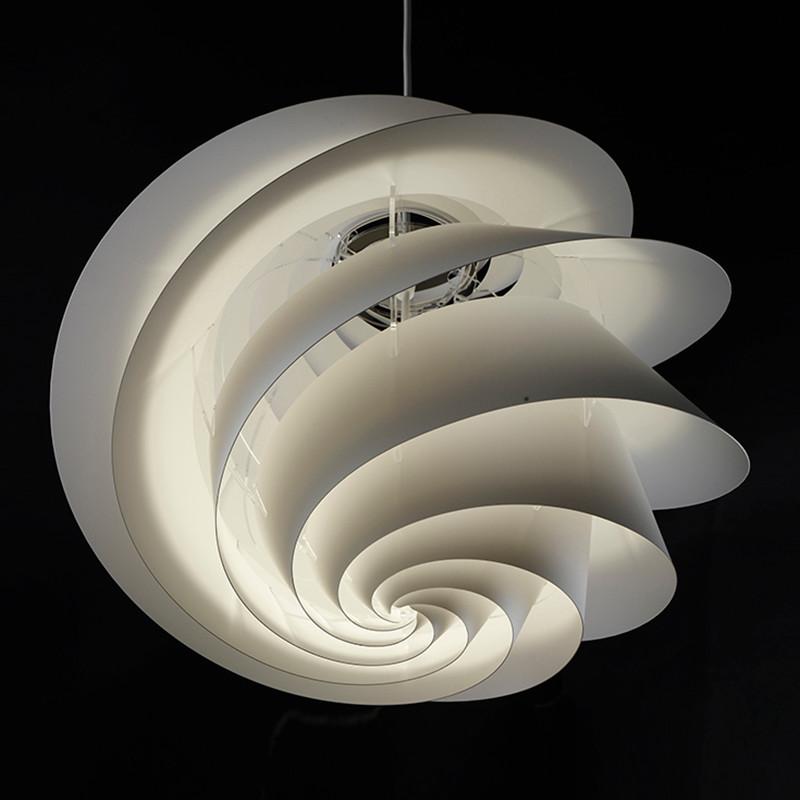 Le Klint Lampe Pendel - Swirl 1 pendel fra Le Klint pendel Kob online med prismatch!